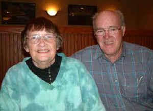 God intervened in our lives, by Angela & Norman Casavant, Edmonton, Alberta